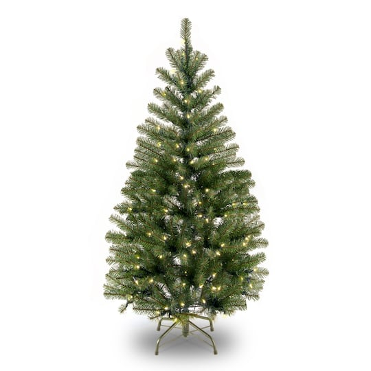 4ft Christmas Tree With Lights: Purchase The 4ft. Pre-Lit Aspen Spruce Artificial
