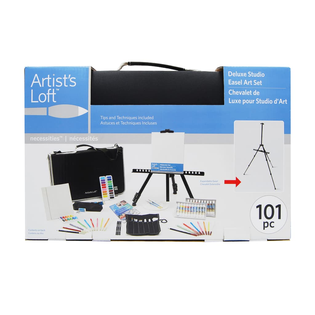 Buy the Necessities™ Complete Art Studio Easel Set By Artist s Loft ... b9c452f505ebb