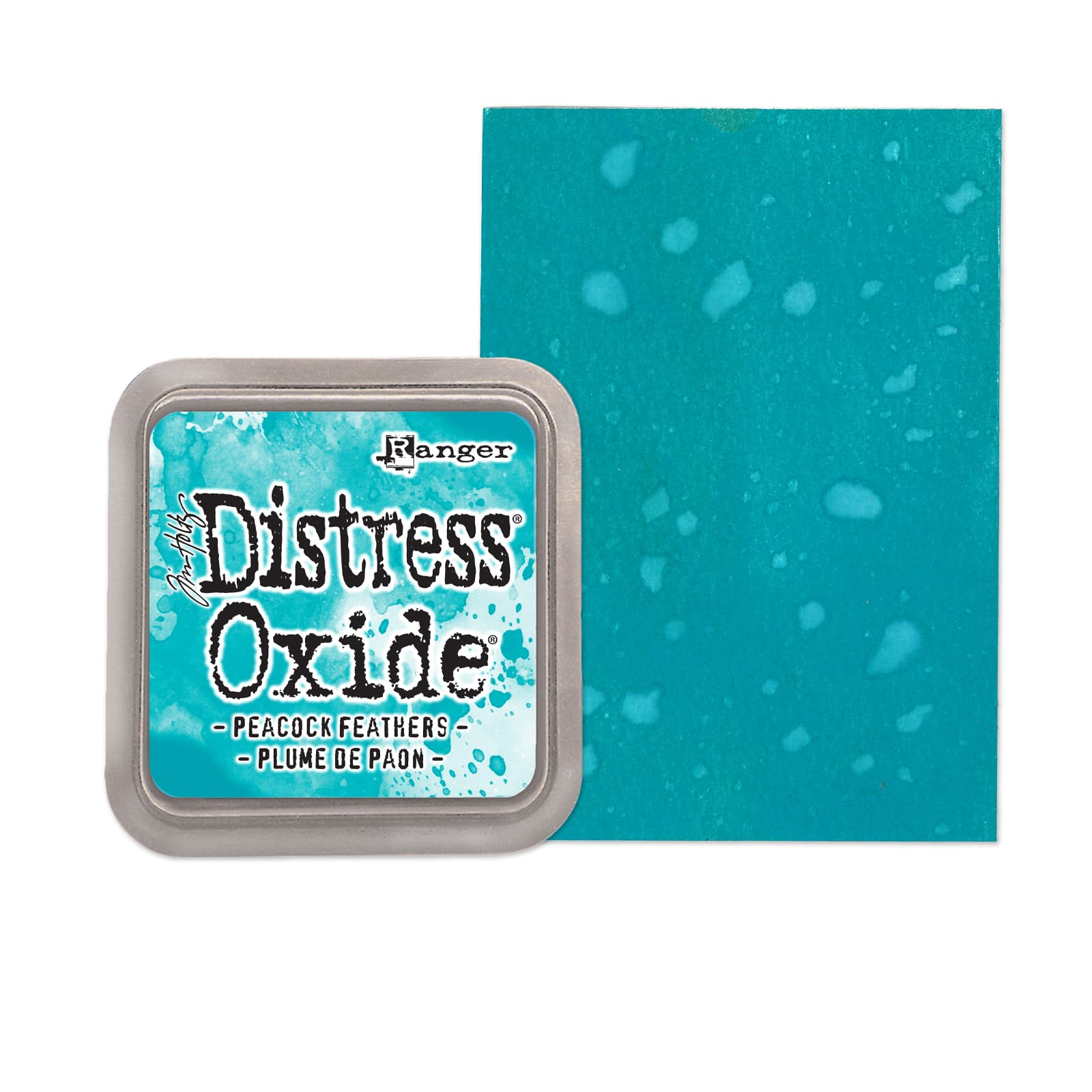 Squeezed Lemonade* Set of 3 Tim Holtz Spring Distress Ink Pads//Peacock Feathers