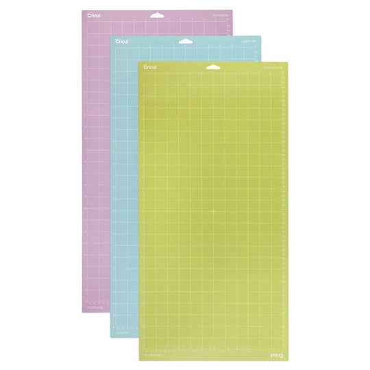 Find The Cricut 174 Cutting Mats 3ct At Michaels