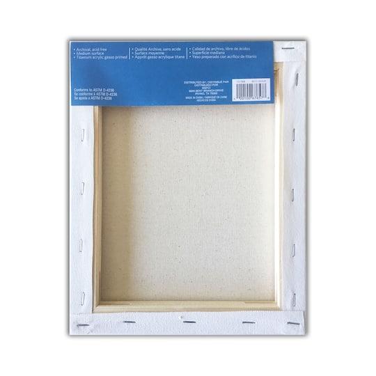 10 Pack 8 X 10 Super Value Canvas By Artist S Loft Necessities