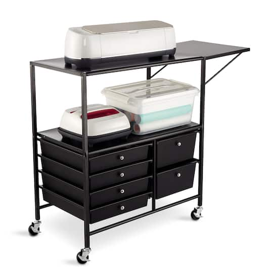 Essex Rolling Cart By Simply Tidy Michaels