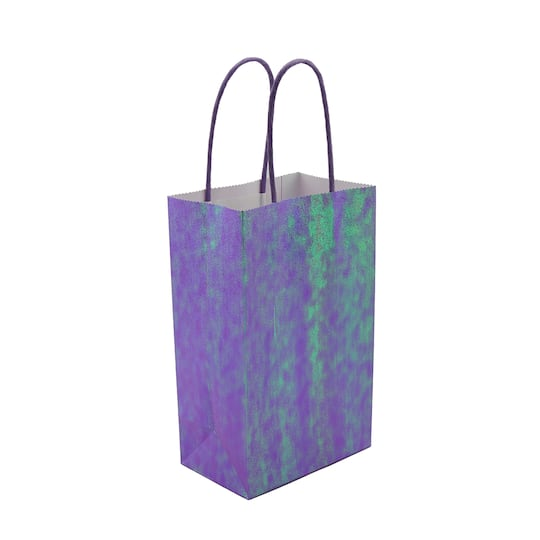 competitive price nice shoes arrives Small Purple Gift Bags By Celebrate It™, 6 Pack