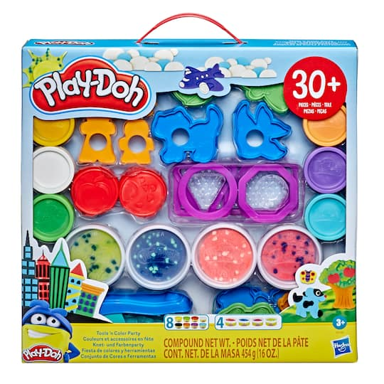 Play-Doh� Tools N' Color Party Set | Michaels�