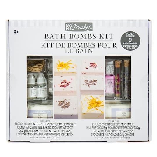 Diy Bath Bombs Kit By Make Market