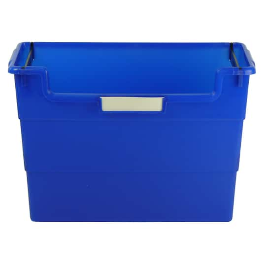 Find The Romanoff 174 Blue Desktop Organizer 6ct At Michaels