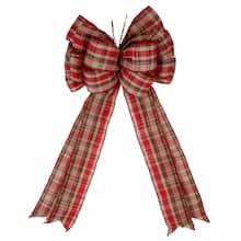 christmas ribbon mesh michaels