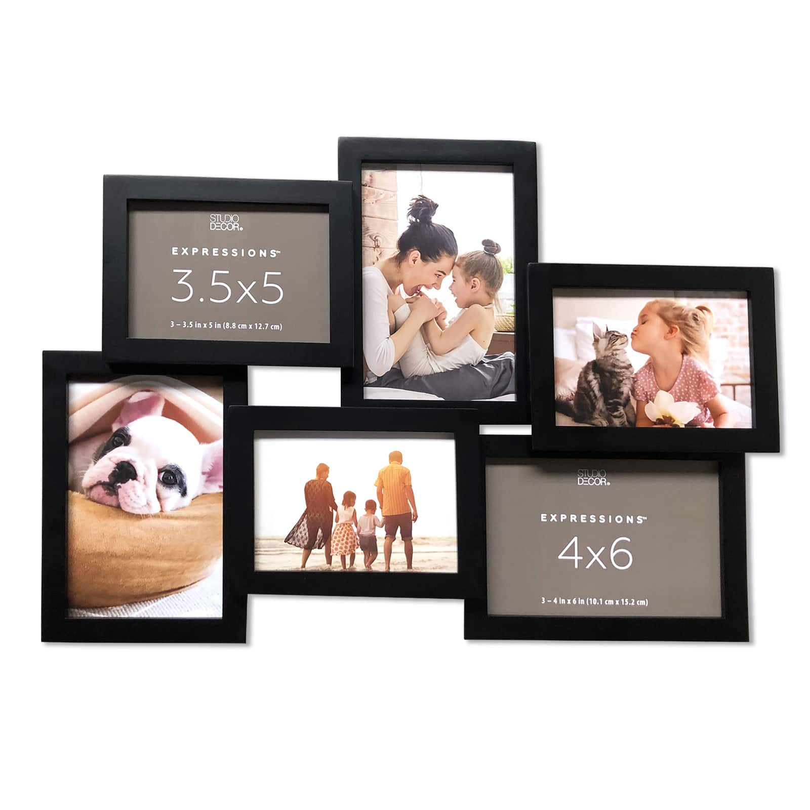Studio Decor 4 X 6 Black Picture Frame Class of  Graduation Collection