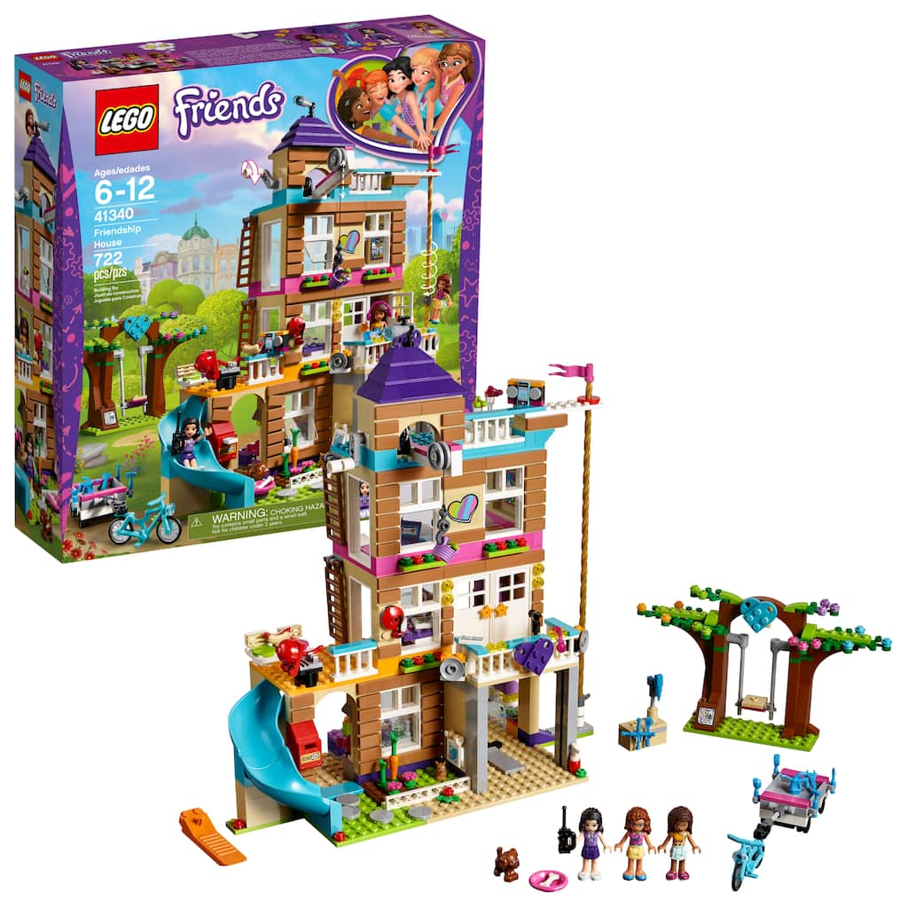 988d5a7908a Find the Lego® Friends™ Friendship House at Michaels