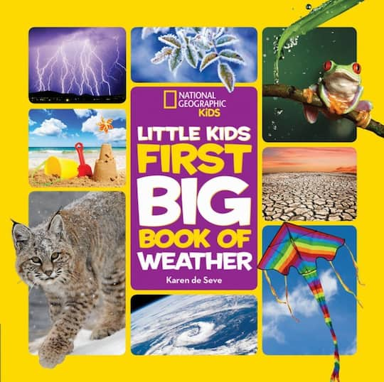 Purchase The National Geographic Kids Little Kids First Big Book Of