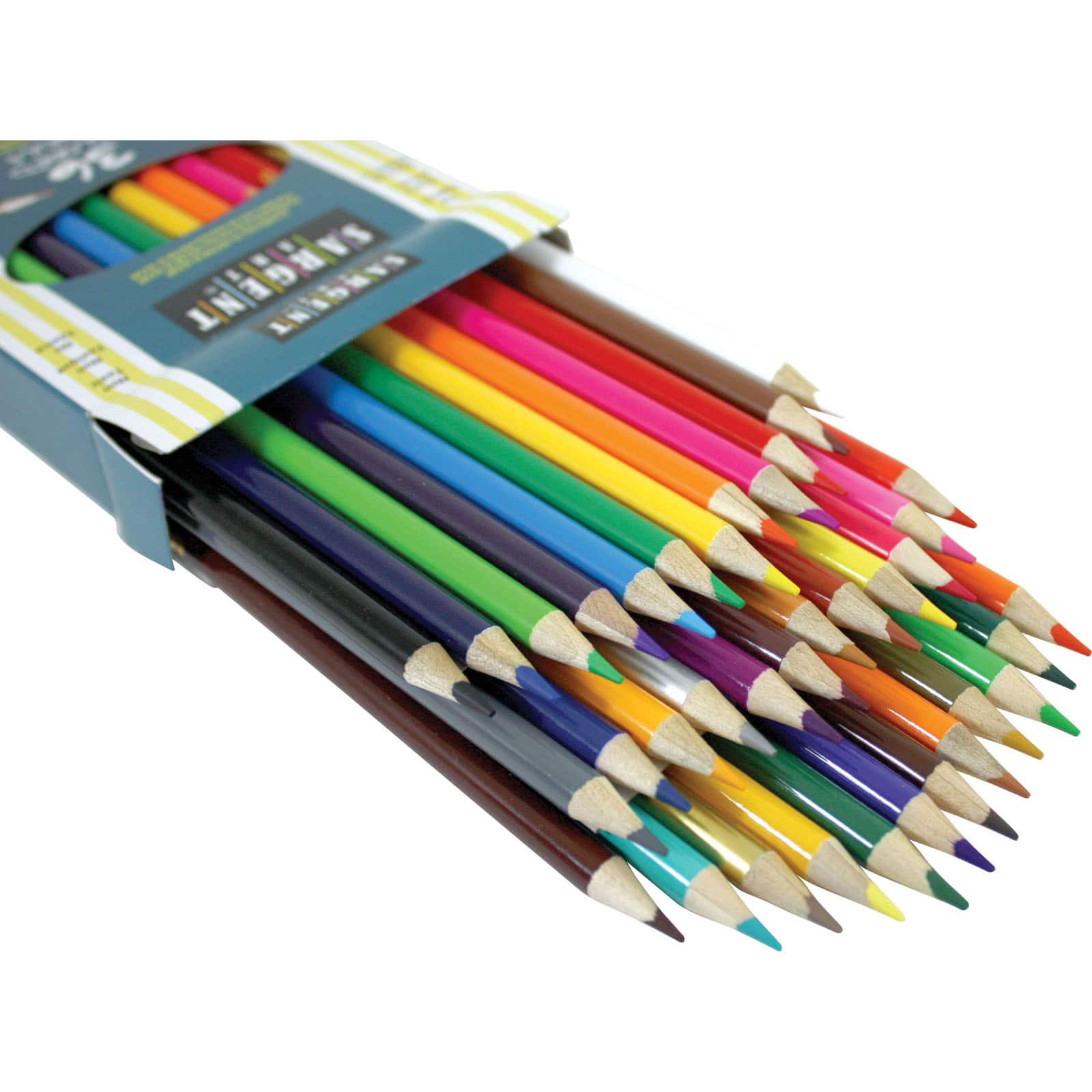 Sargent Art Colored Pencil Drawing Set 20 count
