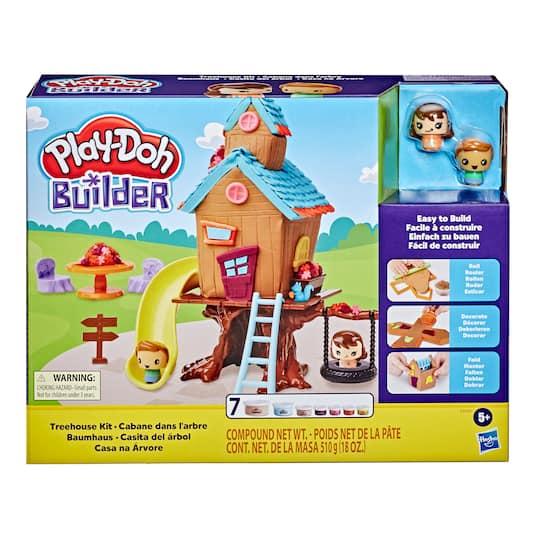 Play-Doh� Builder Treehouse Kit | Michaels�
