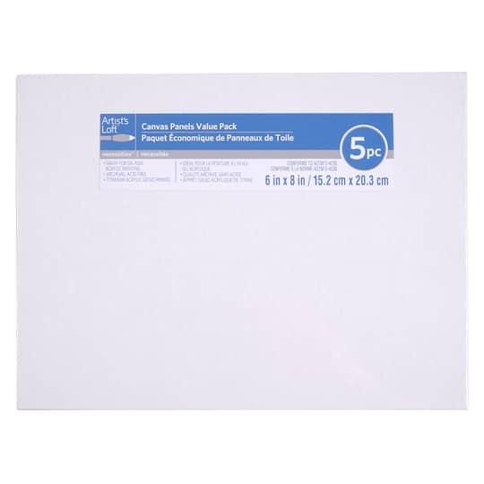 3-PACK CANVAS PANELS ~ 3 X 6 BOARDS ~ FREE SHIPPING!