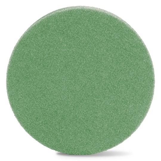 2.93-Inch by 1.93-Inch Floracraft FAD32 Styrofoam Disc Arranger Green