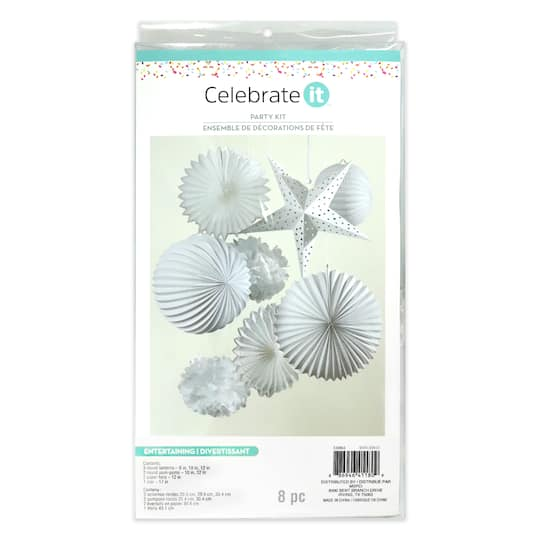 sea urchin decor.htm party decorations kit by celebrate it   michaels  party decorations kit by celebrate it