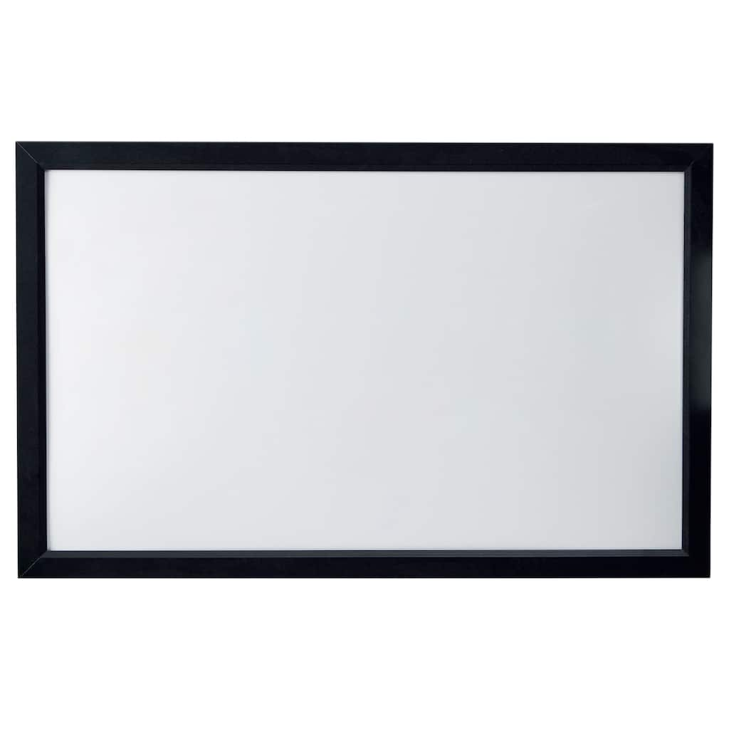 Framed Magnetic Dry Erase Board By Artminds 22 X 35 Michaels