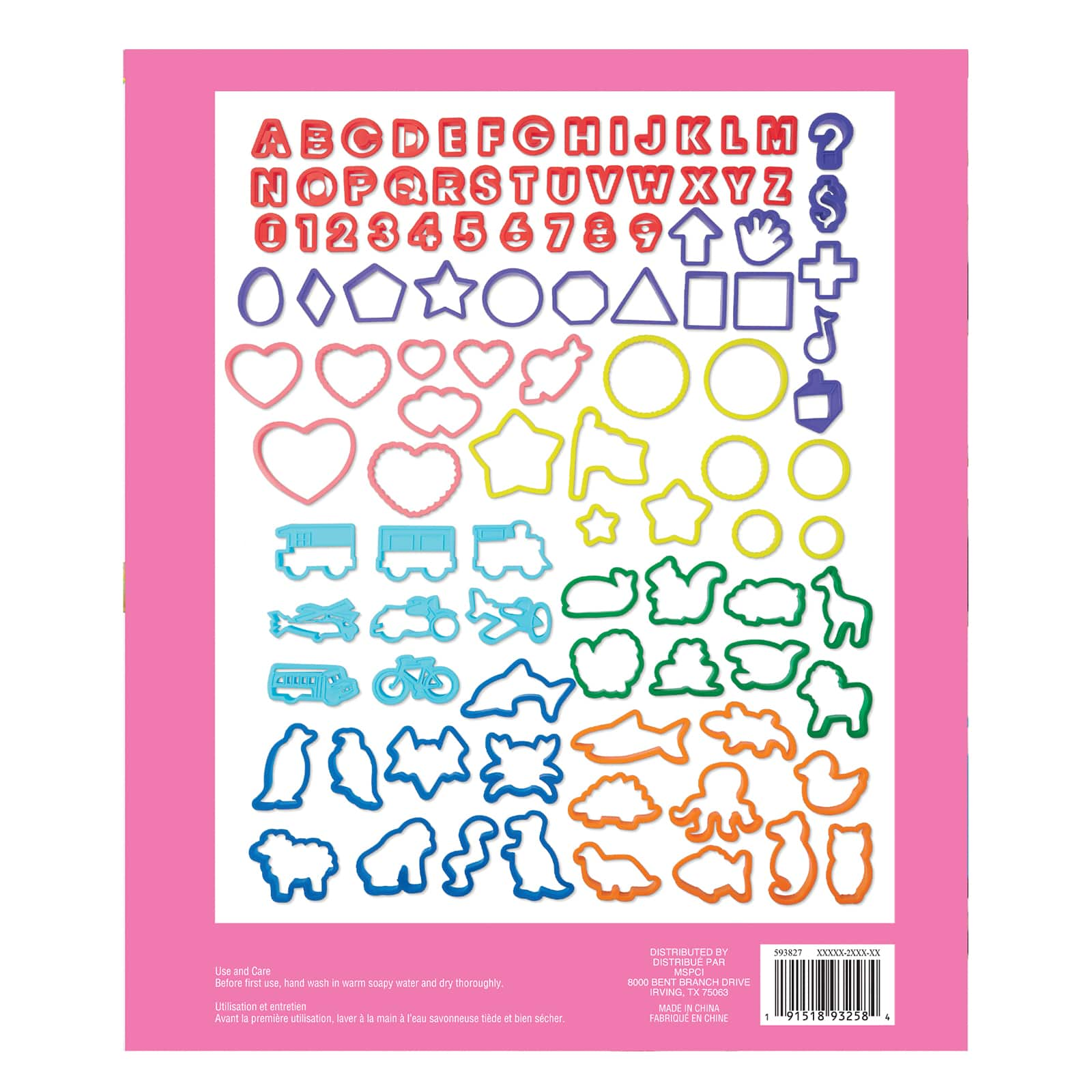 CHRISTMAS COOKIE CUTTER ASSORTMENT by Celebrate-It {Your Choice}