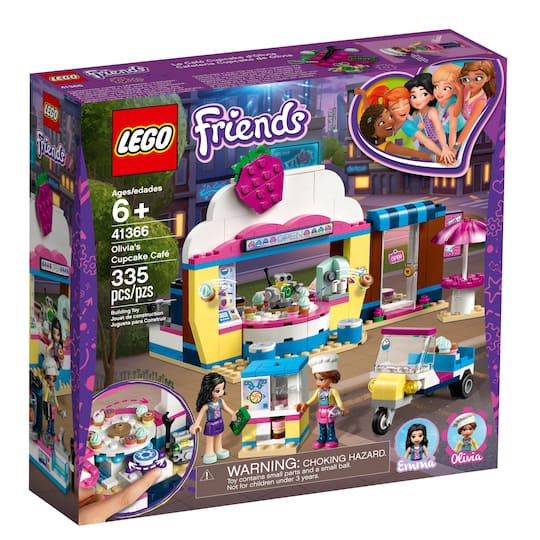Lego� Friends? Olivia's Cupcake Cafe | Michaels�