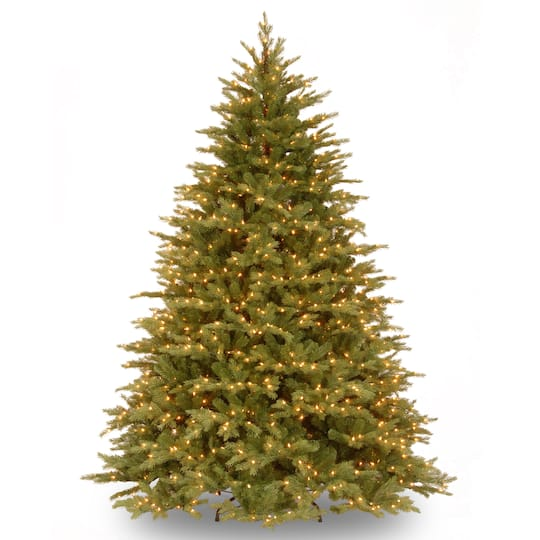 6.5Ft Pre-Lit Feel-Real� Nordic Spruce� Artificial Christmas Tree, Clear Lights By National Tree Company | Michaels�