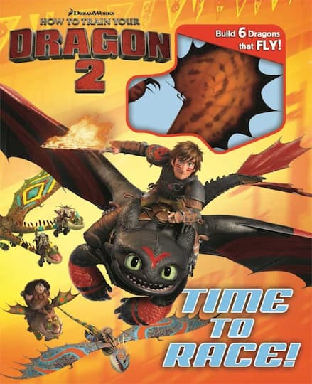 c5075ce6 Shop for the DreamWorks How to Train Your Dragon 2: Time to Race! at  Michaels