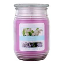 Lilac Jar Candle By AshlandR
