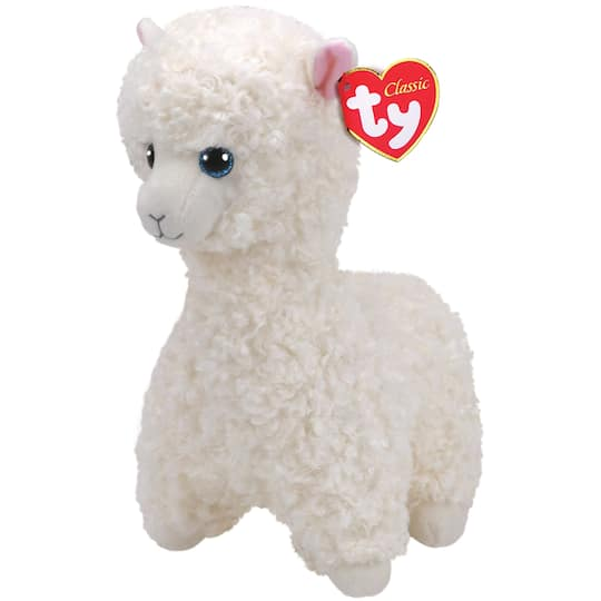 Shop for the Ty Classic Beanie Babies® Cream Lily Llama 057e569887d8