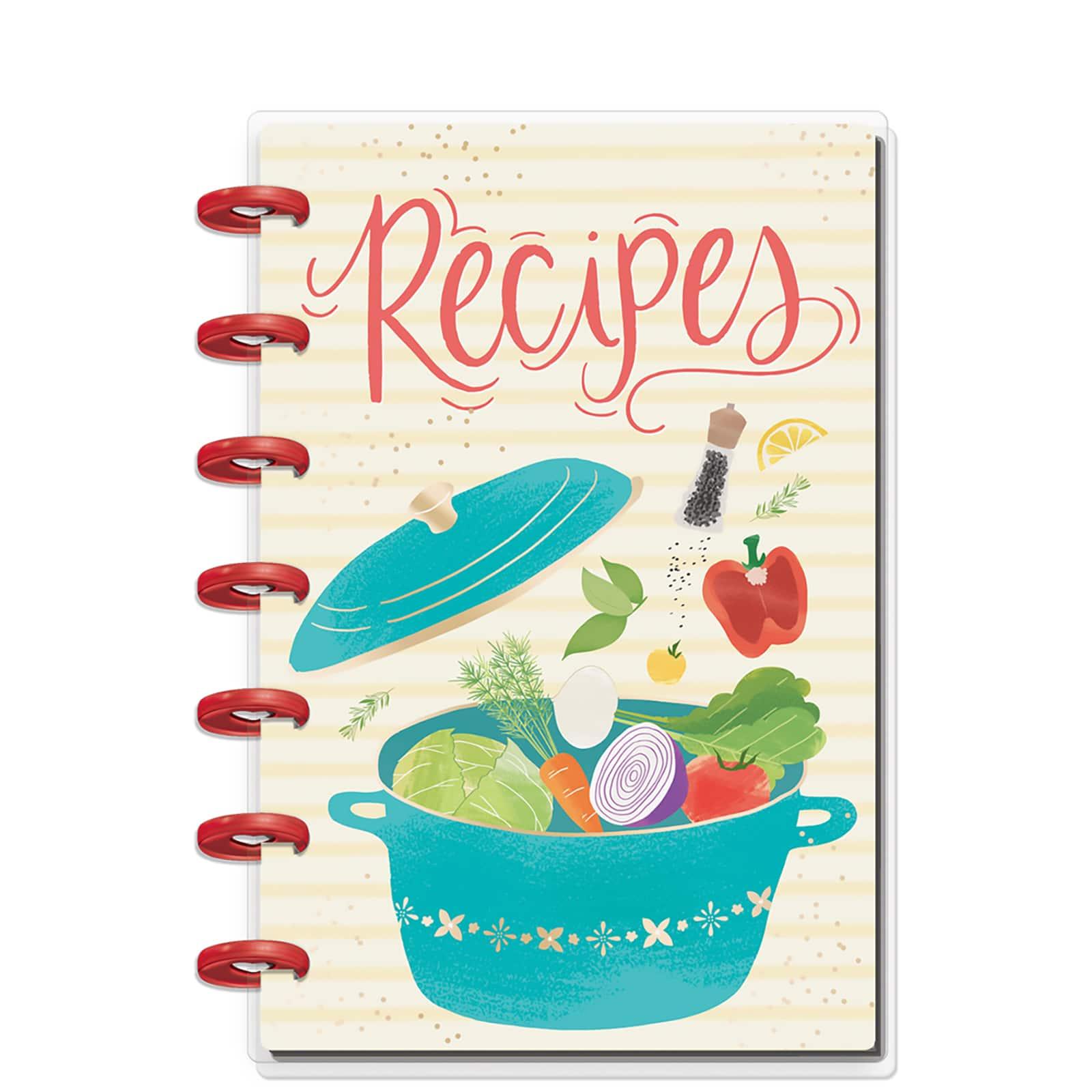 The Mini Happy Planner®, Recipe Organizer