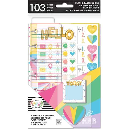 The Mini Happy Planner® Super Fun Accessory Pack
