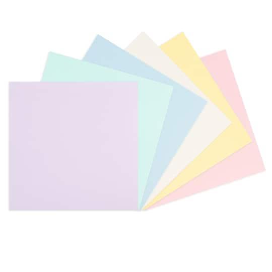 Pastel Textura Linen Textured Cardstock