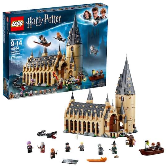 Lego� Harry Potter? Hogwarts? Great Hall | Michaels�