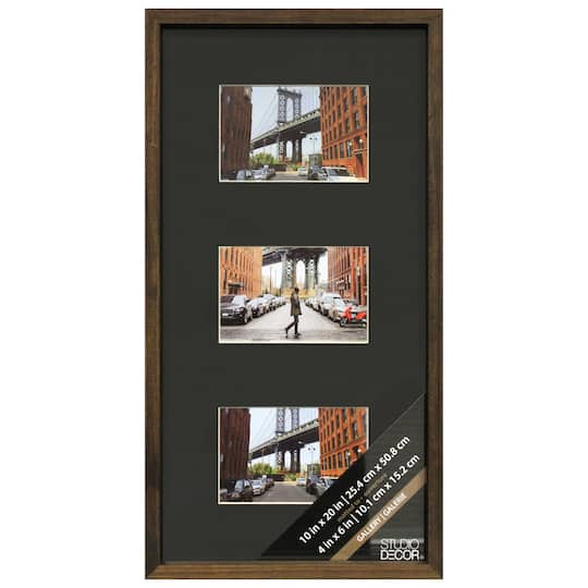Shop For The 3 Opening Coffee Black 10 Quot X 20 Quot Collage