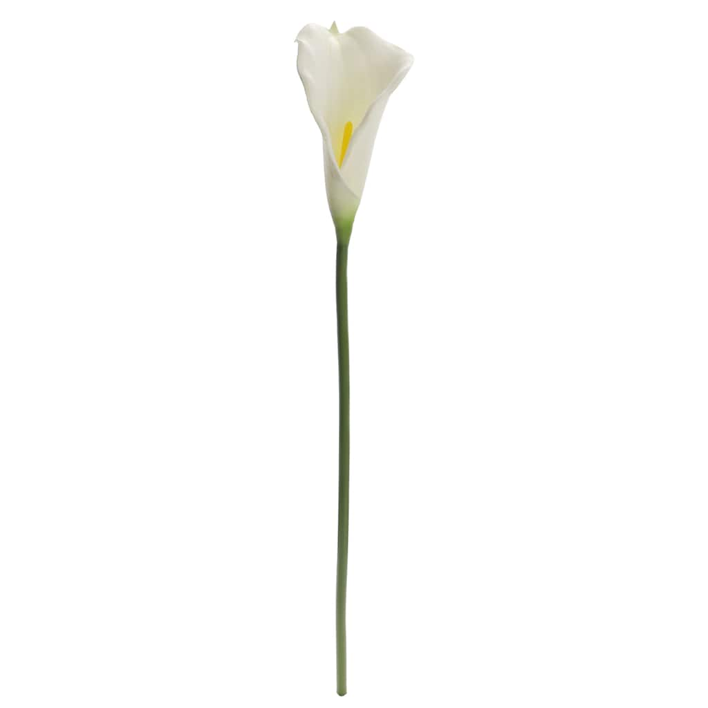 Shop For The White Calla Lily Stem By Ashland At Michaels