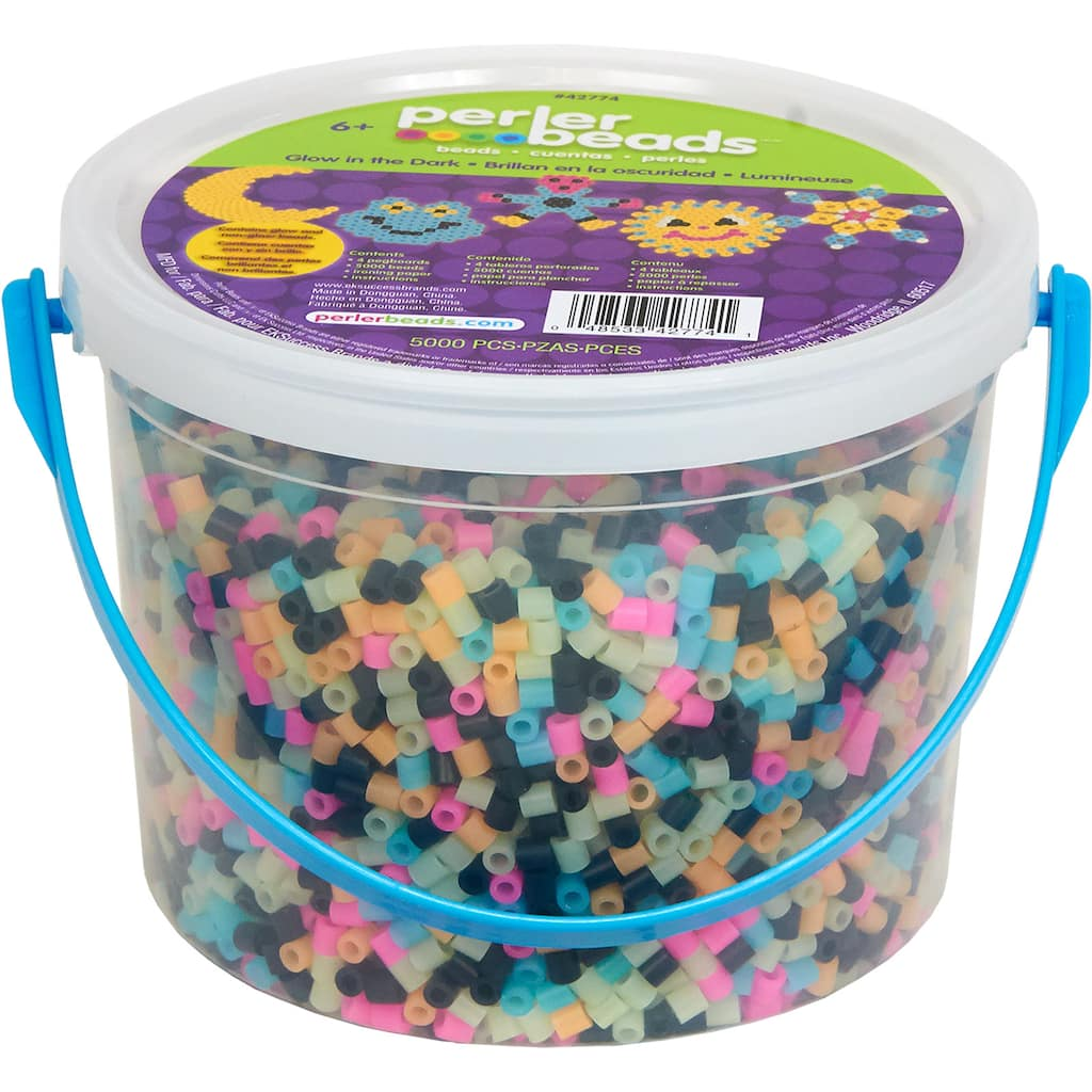 Perler Beads Cr/ème Bag