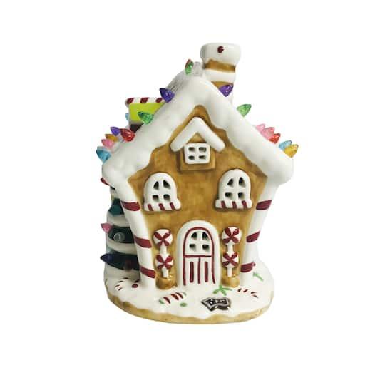 Tiny Treasures Mini Led Gingerbread House By Ashland� | Michaels�