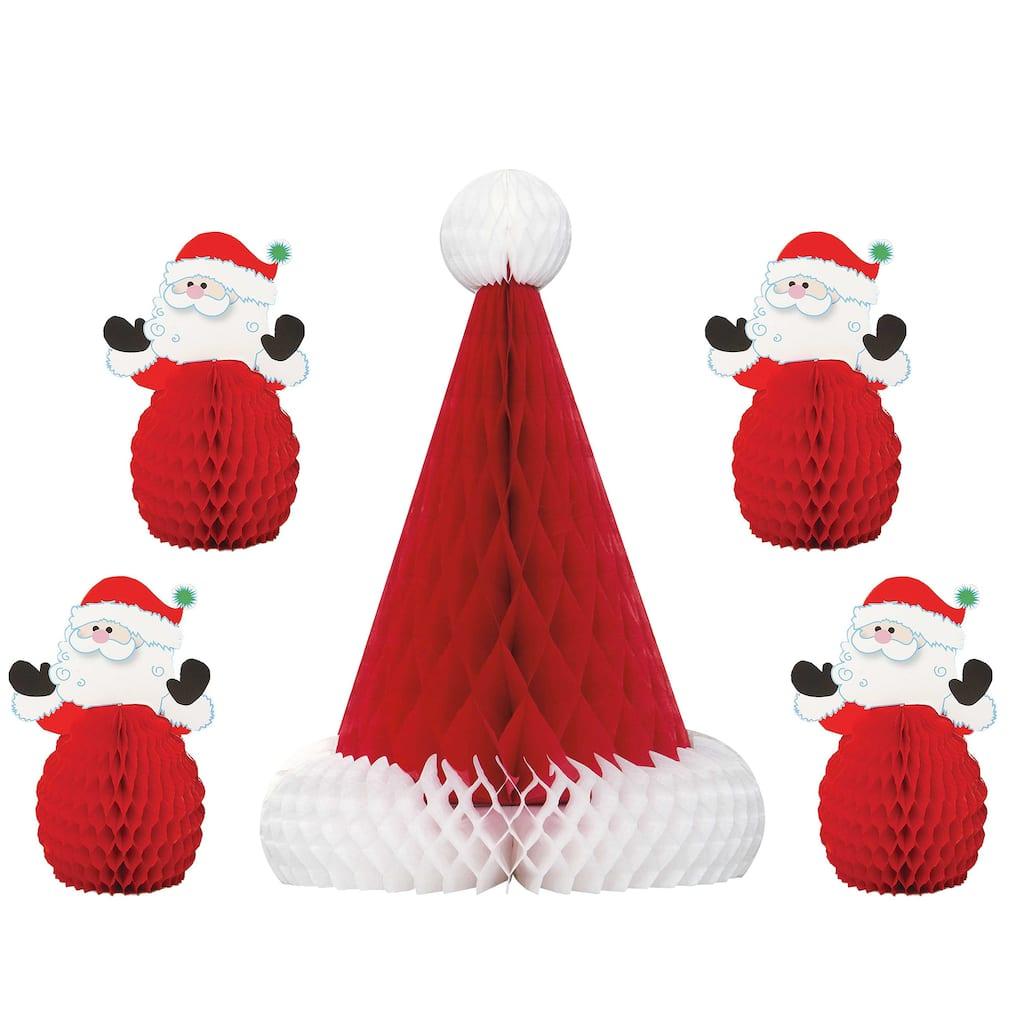 Santa centerpiece
