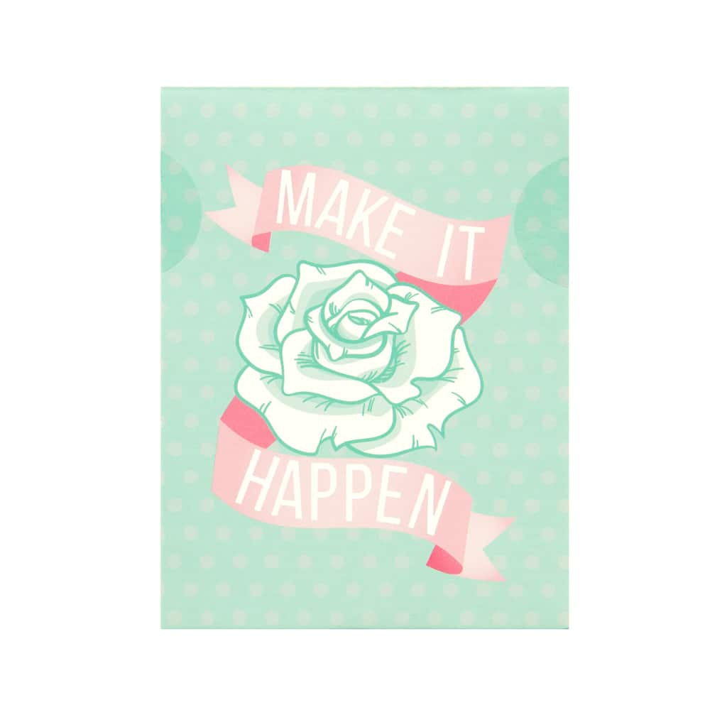 Make It Hen Mini Sticker Book By Craft Smart