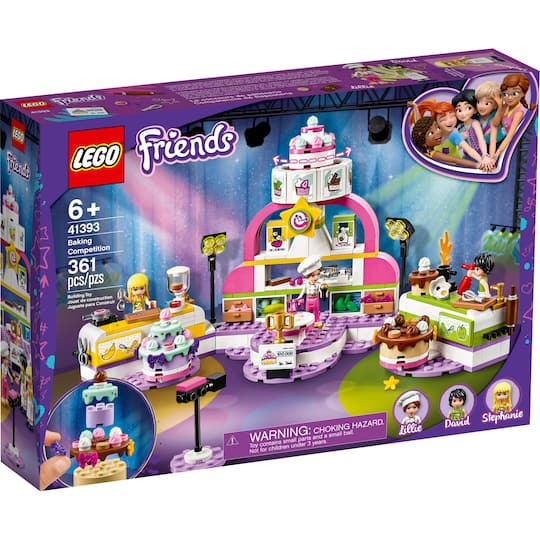 Lego� Friends? Baking Competition Set | Michaels�