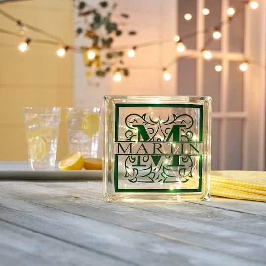 7 5 Decorative Glass Block By Artminds, Decorative Glass Blocks