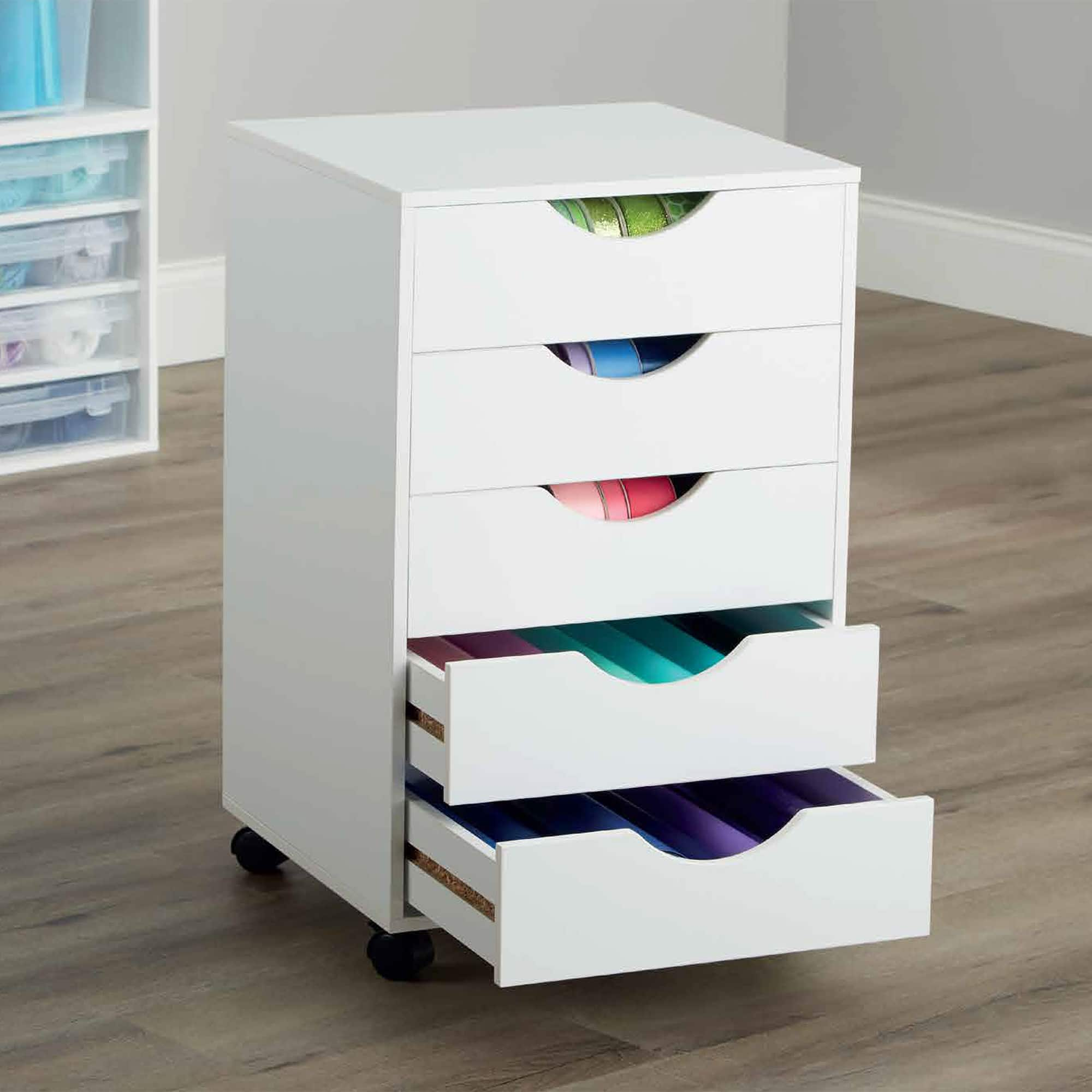 Picture of: Modular Mobile Chest By Simply Tidy Michaels
