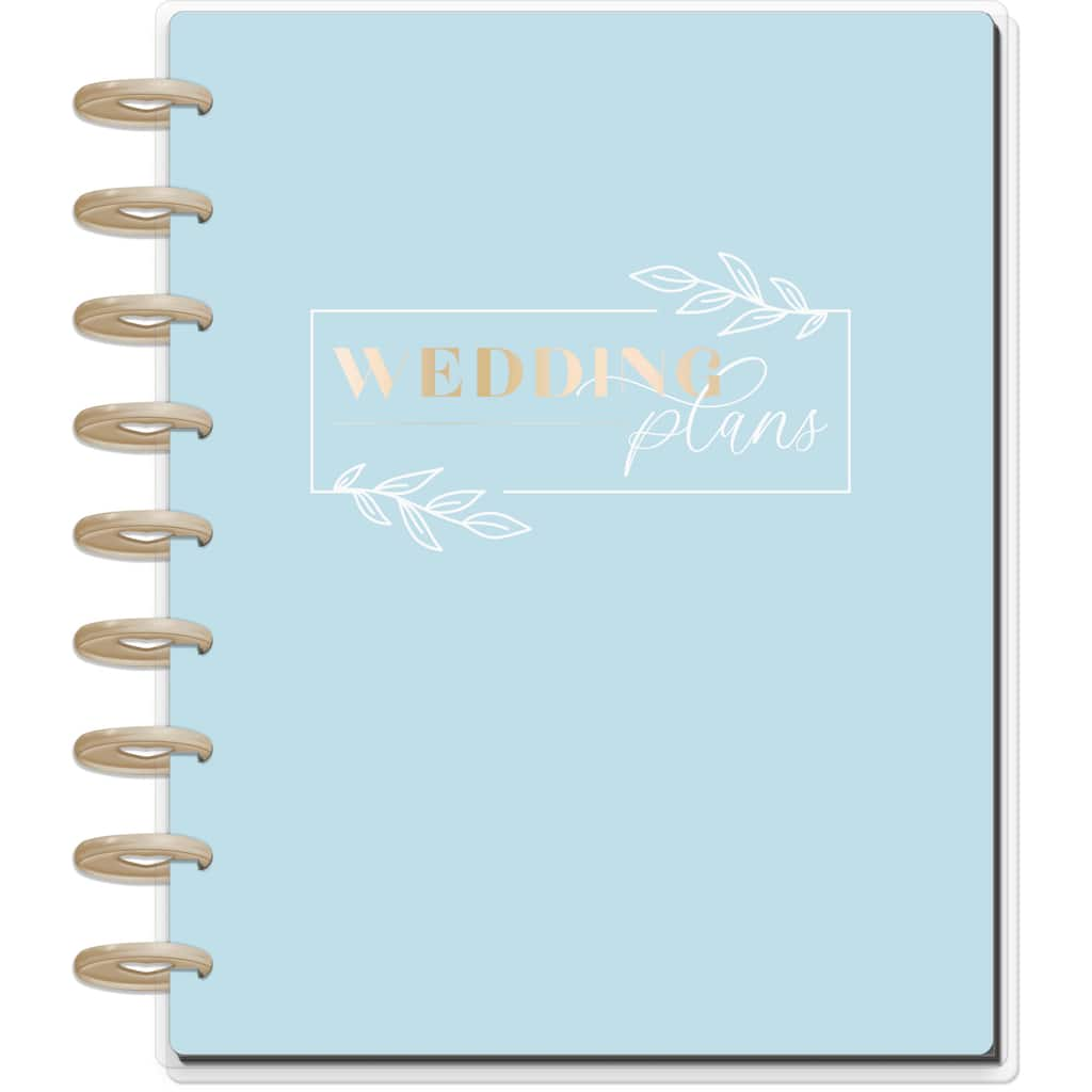 The Classic Happy Planner® Wedding Plannner And Organizer