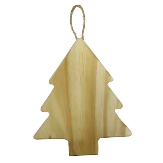 Christmas Tree Shop Hours.Unfinished Christmas Tree Wooden Ornament By Artminds