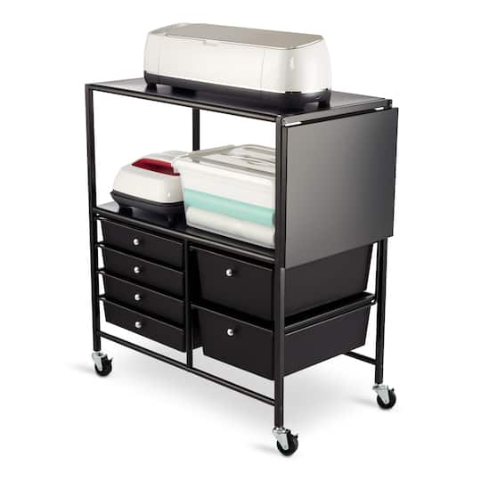 Shop For The Black Essex Cart By Recollections At Michaels