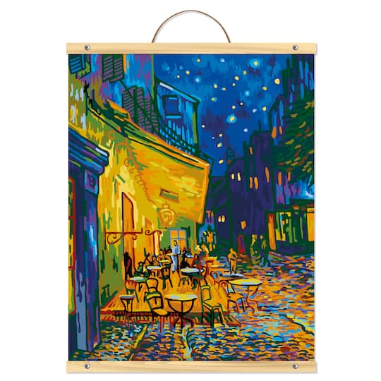 Terrace At Night Paint By Number Kit By Artist S Loft Necessities Michaels