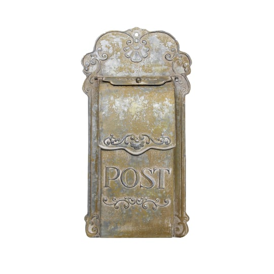 Find The 18 Quot Vintage Post Box Wall Accent By Ashland 174 At