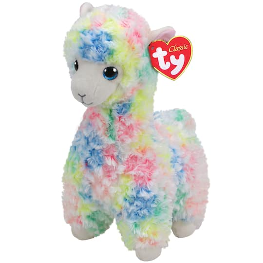aa8f10ac408 Shop for the Ty Classic Beanie Babies® Multicolor Lola Llama