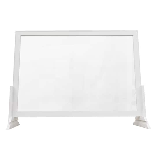 24 x 36 cashier protective shield michaels 24 x 36 cashier protective shield
