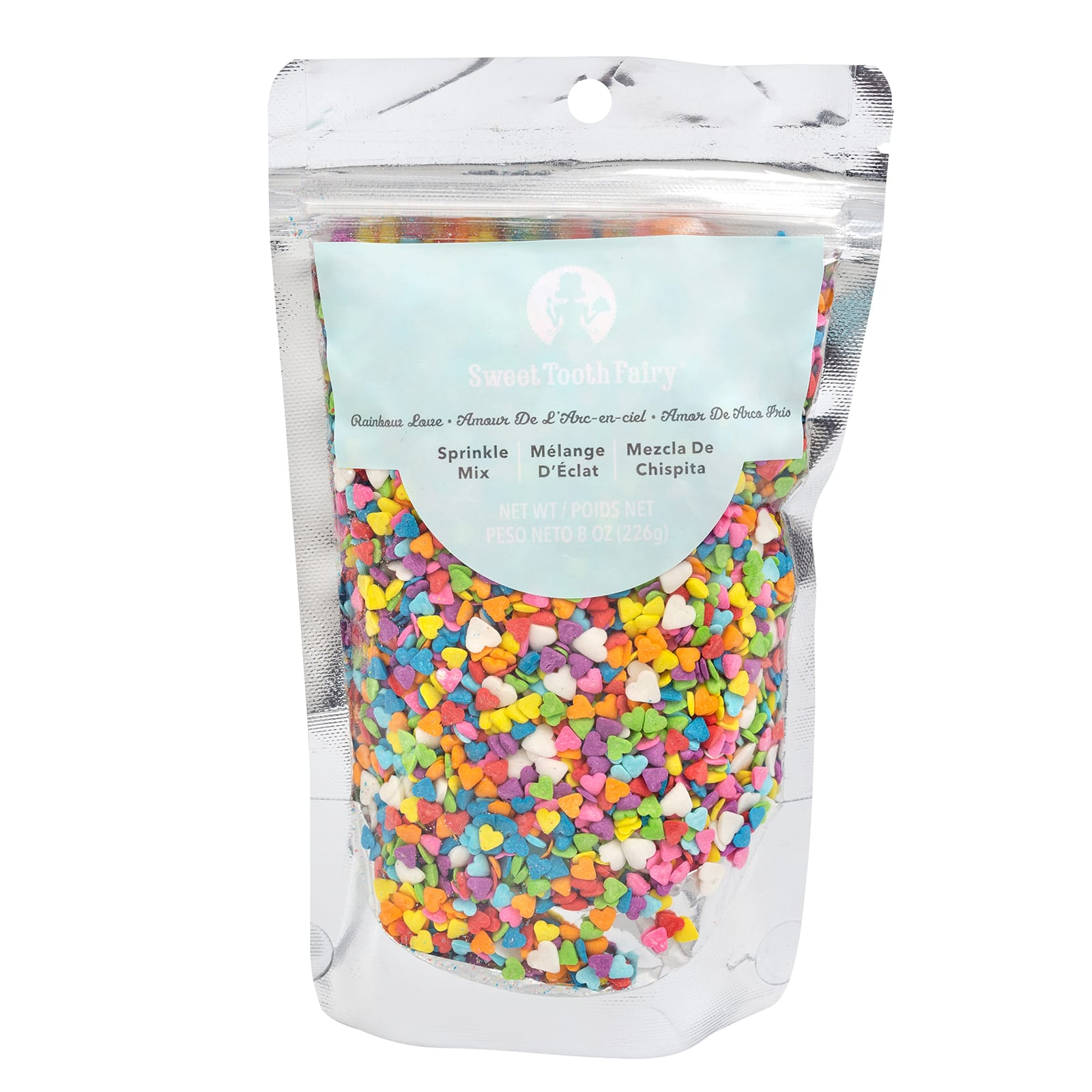 N474 Personalised Tooth Fairy Bag Birthday Thank You Stickers Party Sweets Cake