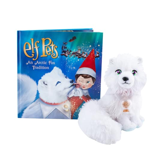 Elf Pets� An Arctic Fox Tradition By Elf On The Shelf | Michaels�