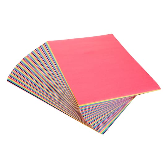 96Count Crayola Construction Paper 9x12 Colored /& Metallic Sheets