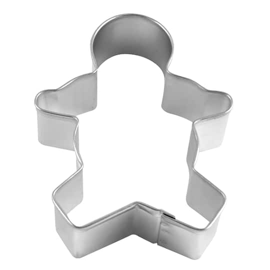 Gingerbread Man Cookie Cutter By Celebrate It